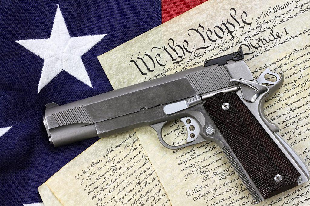 Imigrasi Amerika Tengah Dan Kebijakan Pistol AS